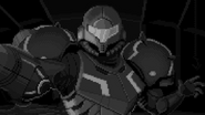 Samus in AM2R