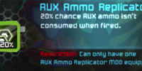 AUX Ammo Replicator