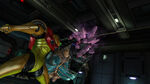 Samus faces Queen Metroid Room MW Bioweapon Research Centre HD
