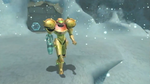 Samus enters Phendrana
