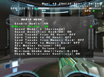 MP3 audio menu