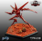 Trace statue metroid lg