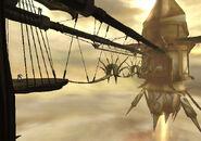 Ben Sprout render elysia Skybridge Athene