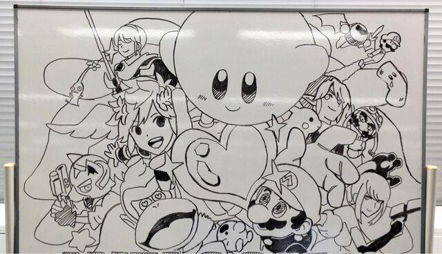 File:SSB4 whiteboard.jpg