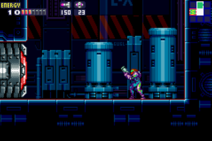 MF-189-Samus enters Restricted Zone