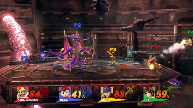 File:Ridley fighting SSB4U.png