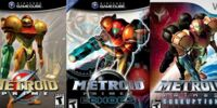 Серия Metroid Prime