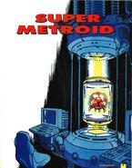 Baby Metroid German