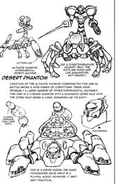 Desert Phantom concept
