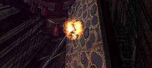 Screw attack Sky Temple