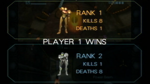 MP2 multiplayer results screen