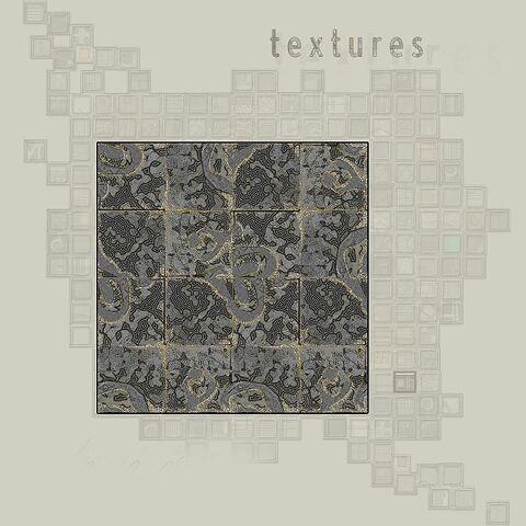 File:Manmade patterned tile floor.jpg