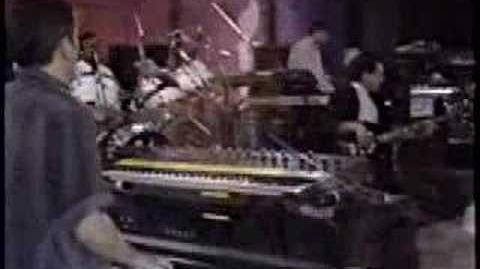 Peter Gabriel Red Rain Live 1986 (best ver)