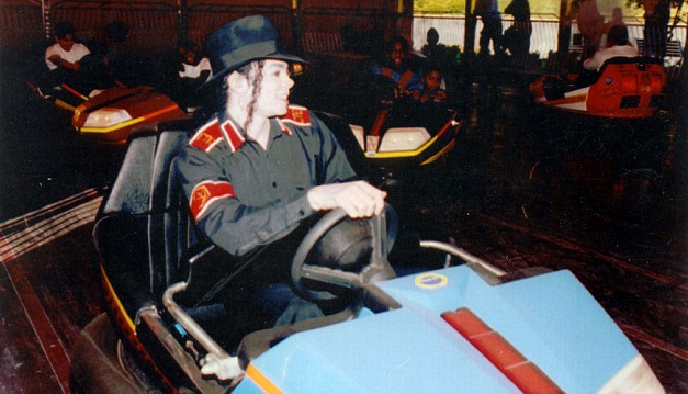 File:MJ at Neverland Bumper Carts.png