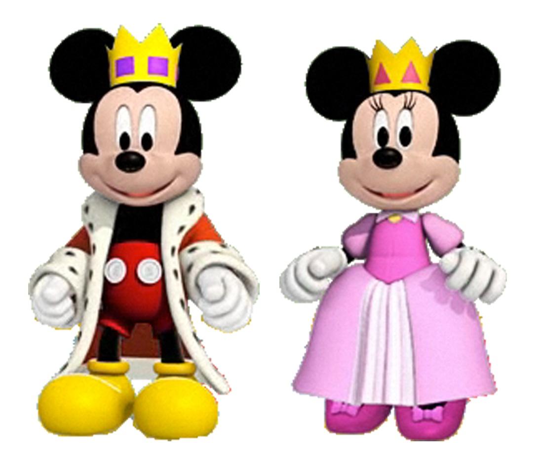 Image Prince Mickey And Princess Minnie Minnie S