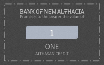 Althasan Credit Note