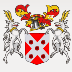 Coat of arms as Duke of Vollan