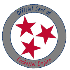 The new Cockatiel Empire Seal
