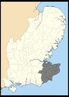 Cantonia Map