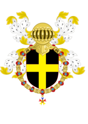 Michael Polidoro as a Knight of the Golden Dragon COA (PNG)