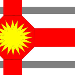 Flag used by the Armed Forces