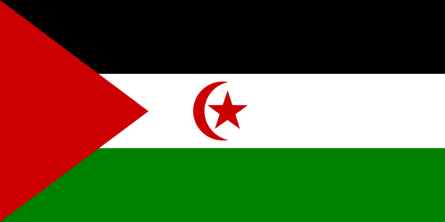 File:Flag of Western Sahara svg.png