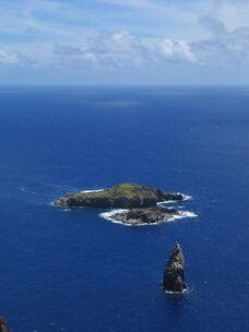 Motu Nui Easter Island