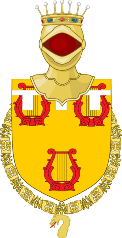 File:Nathan of Carnot-Polkburg as a Knight of the Golden Dragon COA (png).png