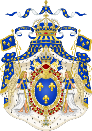 File:Grand Royal Coat of Arms of France svg.png