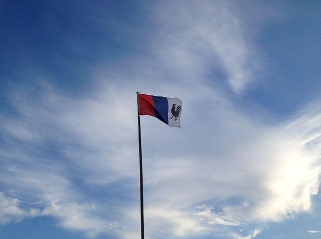 File:Flag in Harehill 2.JPG