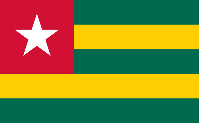 File:Flag of Togo.png