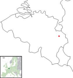Manove localisation