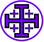 Coat of Arms of the Sovereign Order of the Violet Inquisitors