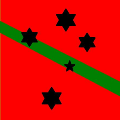 2nd War Flag
