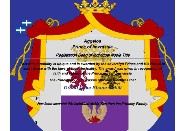File:Certificate Grand Duke of Imvrassia.png