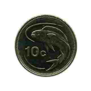 Scotan 10 Cent Coin