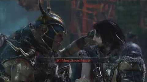 Official Shadow of Mordor Gameplay - The Wraith