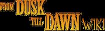 From Dusk Til Dawn Wordmark