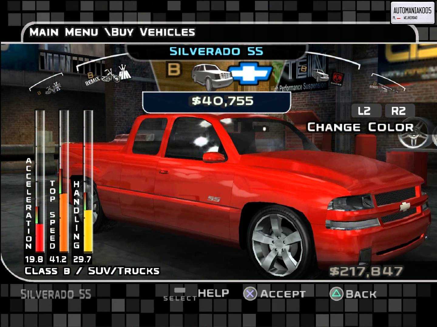 Chevrolet Silverado Ss Midnight Club Wiki Fandom