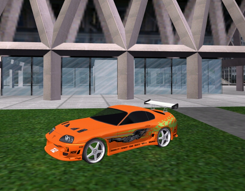 Fast And Furious Toyota Supra Midtown Madness 2 Wiki