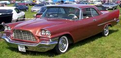 Chrysler 300 C 1957 2