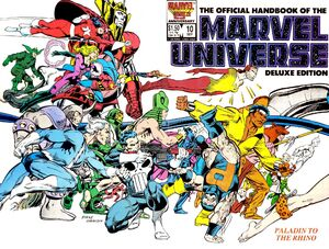 Official Handbook of the Marvel Universe Vol 2 10