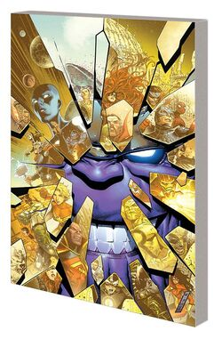 Infinity Incoming TPB Vol 1 1