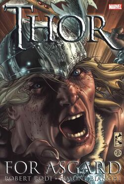 Thor For Asgard HC Vol 1 1