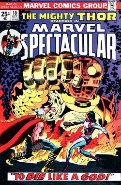 Marvel Spectacular Vol 1 10