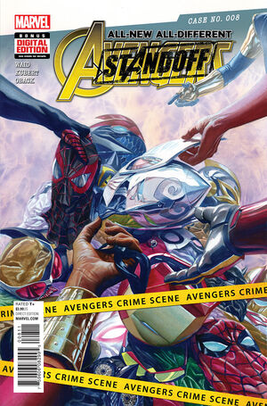 All-New All-Different Avengers Vol 1 8