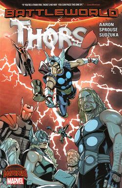 Thors TPB Vol 1 1