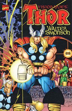 Thor Visionaries Walter Simonson Vol 1 1