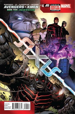 Avengers and X-Men Axis Vol 1 4