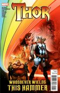 Thor Whosoever Wields This Hammer Vol 1 1